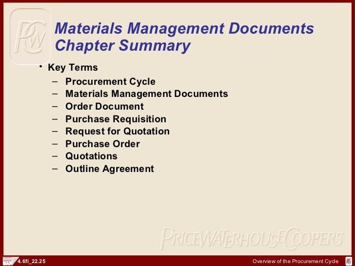 Sap Fi Procurement Cycle And Documents  HttpSapdocsInfo