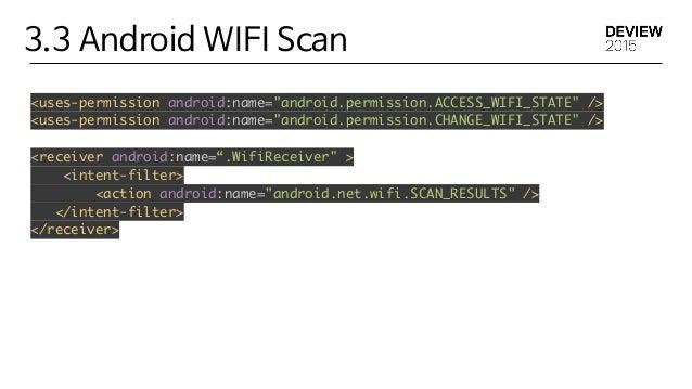 242] wifi를 이용한 실내 장소 인식하기