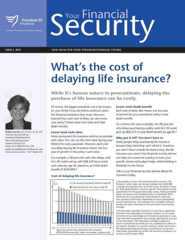 issue 1, 2011                                New ideas for your stroNger fiNaNcial future                                 ...