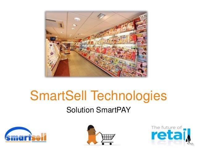 SmartSell Technologies Solution SmartPAY