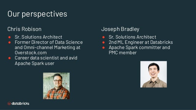 Building Data Science into Organizations: Field Experience Slide 2