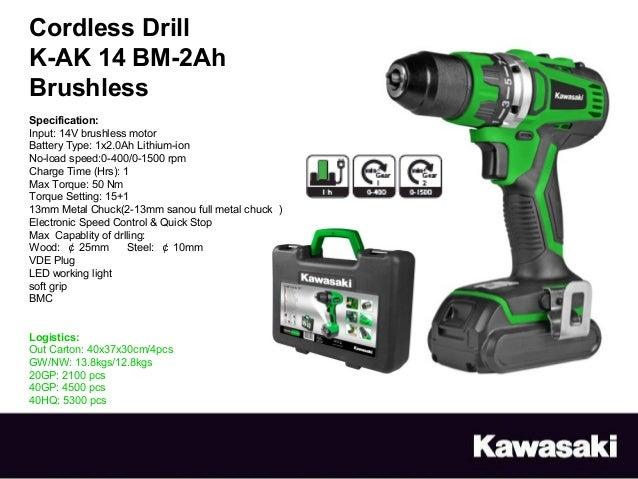 Kawasaki Presentation 2016