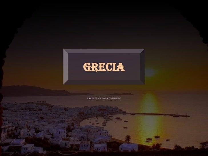 greciaHacer click para continuar