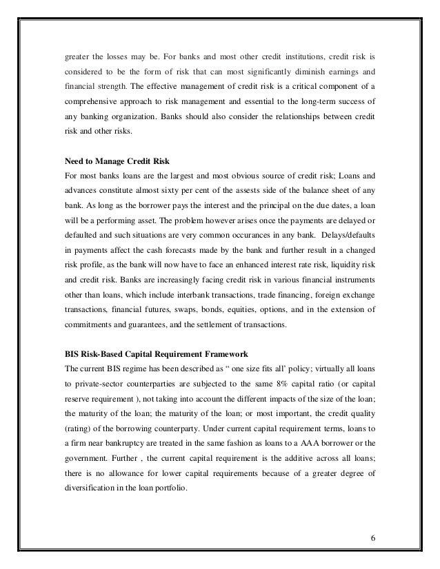 project on credit management Project on credit management 222 - download as word doc (doc / docx), pdf  file (pdf), text file (txt) or read online.