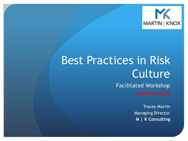 Workshop PPT Outline