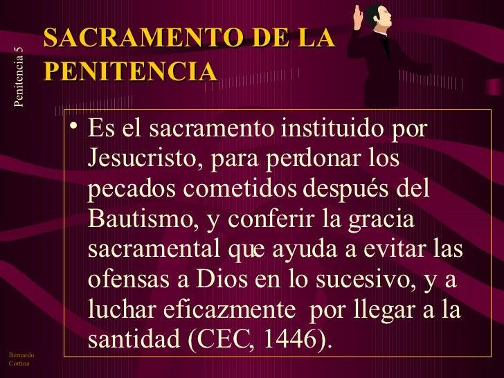 Resultado de imagen de el sacramento de la penitencia