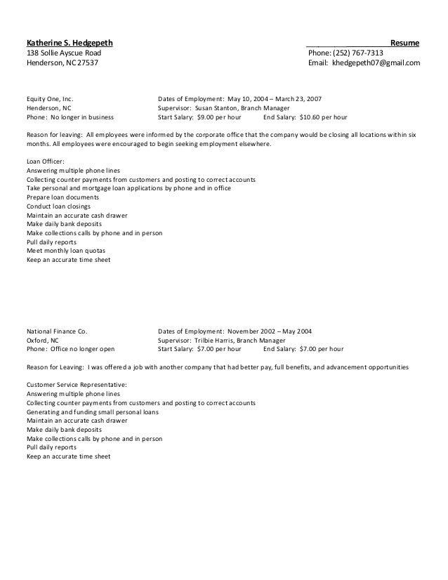 kathy resume pdf format music industry