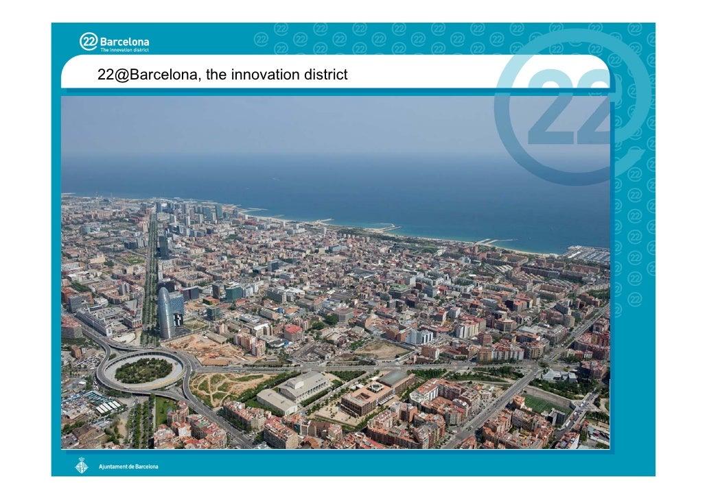 22@Barcelona, the innovation district