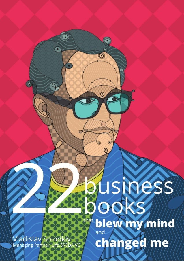 I am often asked for tips on good books to read. Recently I have posted an article in Russian listing my favourite busines...