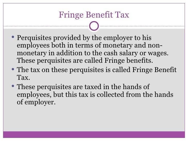 Employee benefits - Wikipedia