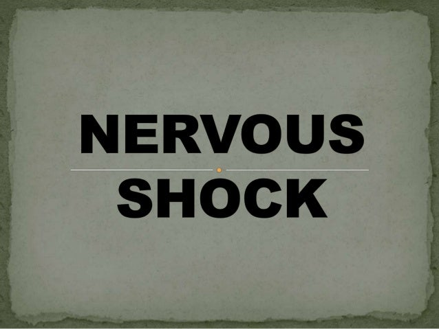"""nervous shock tort This requirement of """"own visual perception"""" is the primary threat to recovery for 'nervous shock' by claimants who view distressing events on television."""