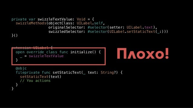 """let value = clock() for i in 0..<1000000 { cell.textLabel?.text = """"(i)"""" } let result = Double(clock() - value) print(resul..."""