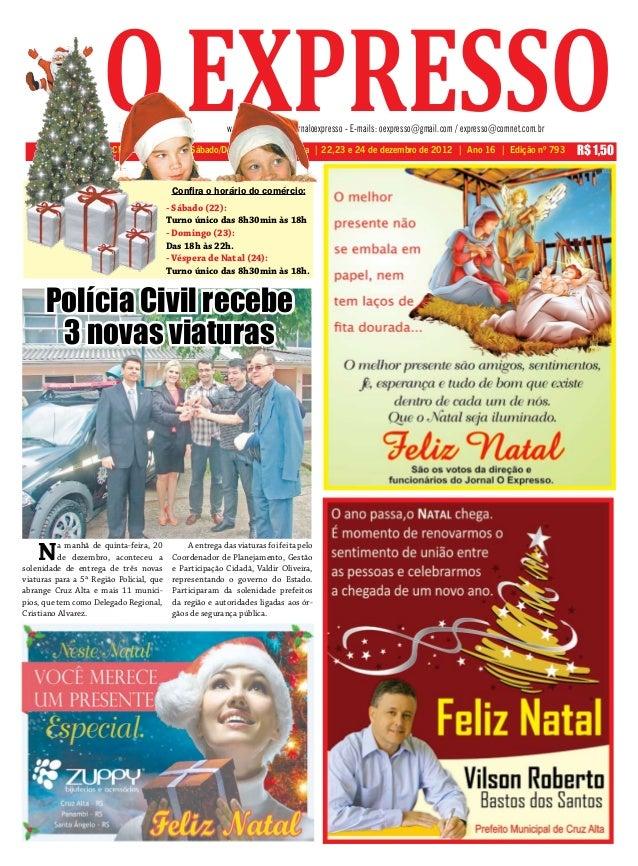 o expresso                           www.slideshare.net/jornaloexpresso - E-mails: oexpresso@gmail.com / expresso@comnet.c...