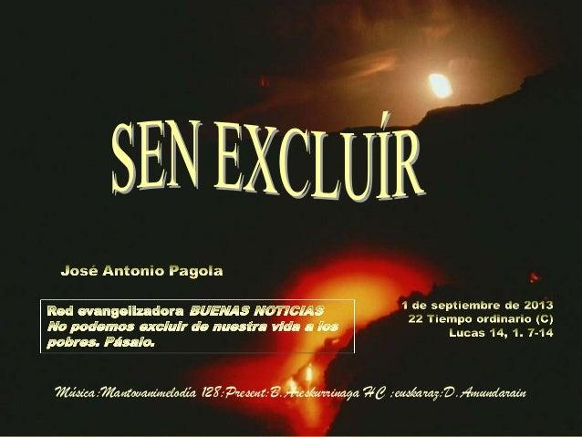 Música:Mantovanimelodía 128:Present:B.Areskurrinaga HC ;euskaraz:D.Amundarain