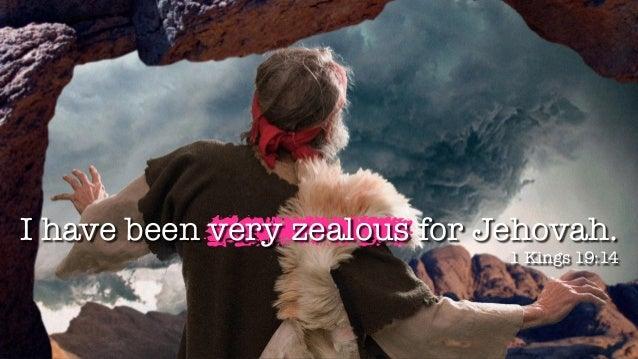Elijah's Zeal Slide 2