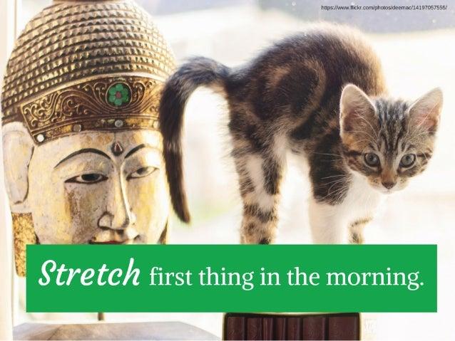 22 Everyday Mindfulness  Practices Slide 3