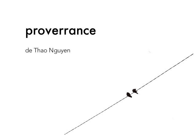 proverrance de Thao Nguyen