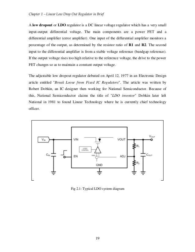 bandgap reference thesis In bandgap reference, an output voltage with low sensi- tivity is obtained as the sum of a voltage that is propor- tional to absolute temperature (ptat) and a voltage with.