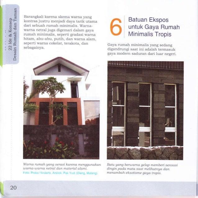 Warna Cat Rumah Minimalis Type 36  22 ide dan konsep desain rumah dan taman
