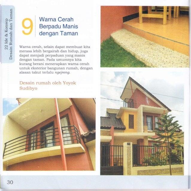 Nama Warna Cat Rumah Minimalis  22 ide dan konsep desain rumah dan taman