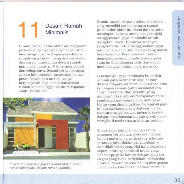 Desain Rumah Minimalis Gaya Belanda  22 ide dan konsep desain rumah dan taman