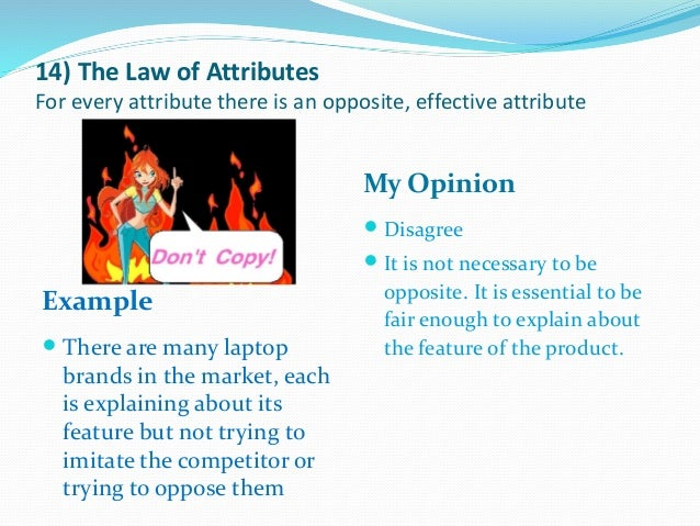 22 immutable laws of marketing a perspective