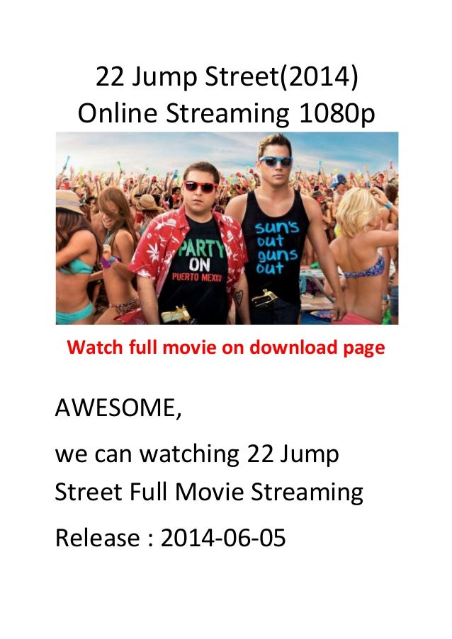 22 jump street(2014) comedy action movie