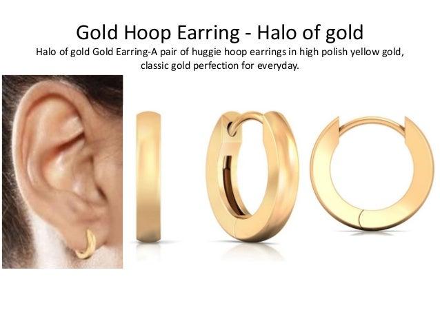 22 Karat Gold Earrings For Women