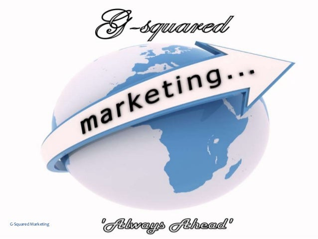 G-Squared Marketing