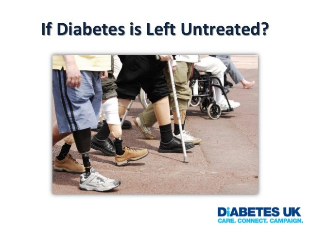 If Diabetes is Left Untreated?
