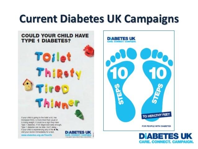 Current Diabetes UK Campaigns
