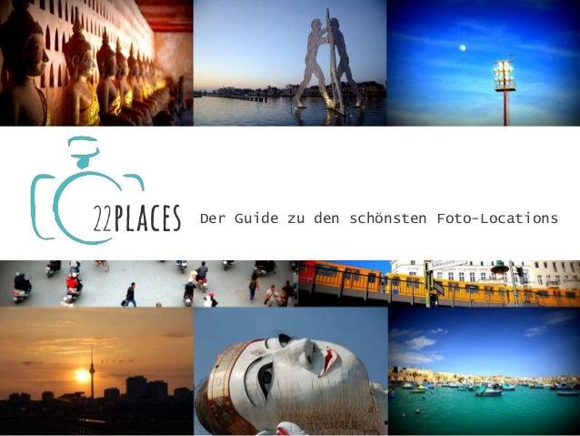 Der Guide zu den schönsten Foto-Locations