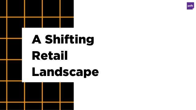 A Shifting Retail Landscape