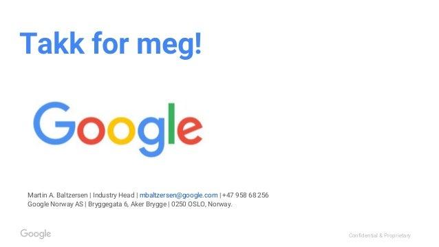 google oslo aker brygge