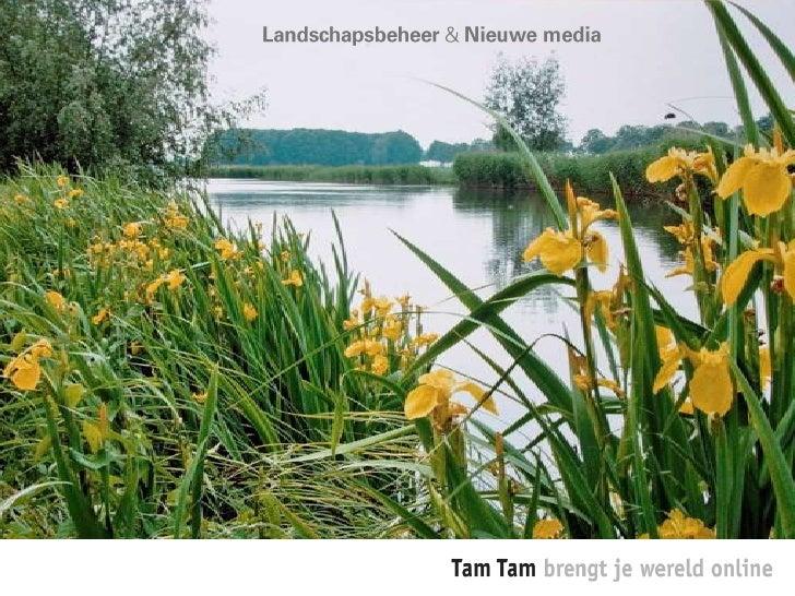 tam tam - patrick klerks - landschapsbeheer