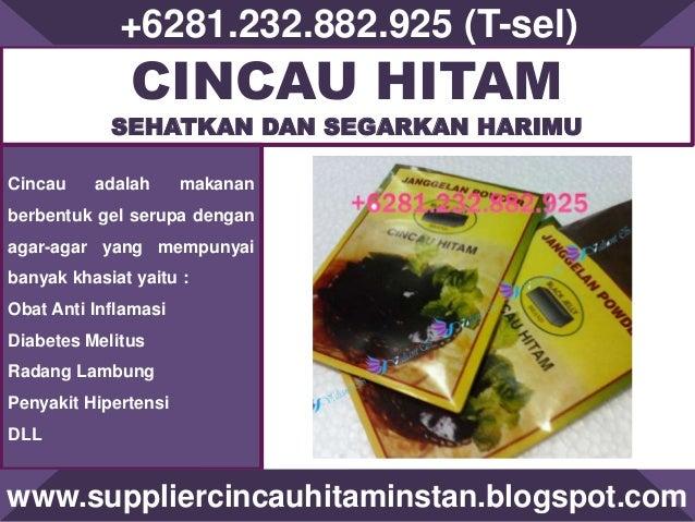 CINCAU HITAM SEHATKAN DAN SEGARKAN HARIMU Cincau adalah makanan berbentuk gel serupa dengan agar-agar yang mempunyai banya...
