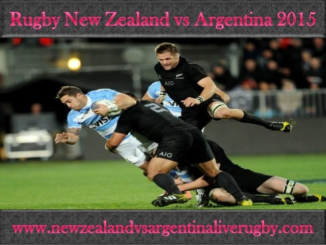 New Zealand vs Argentina 20 Sep 2015 Live Streaming on Android