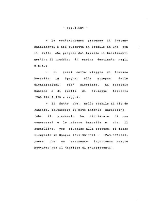 [Maxiprocesso di Palermo, Istruttoria] - Volume 23