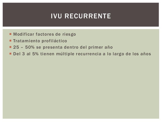 23. GPC IVU