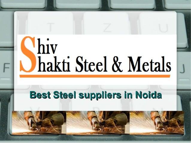 I Best Steel suppliers in NoidaBest Steel suppliers in Noida