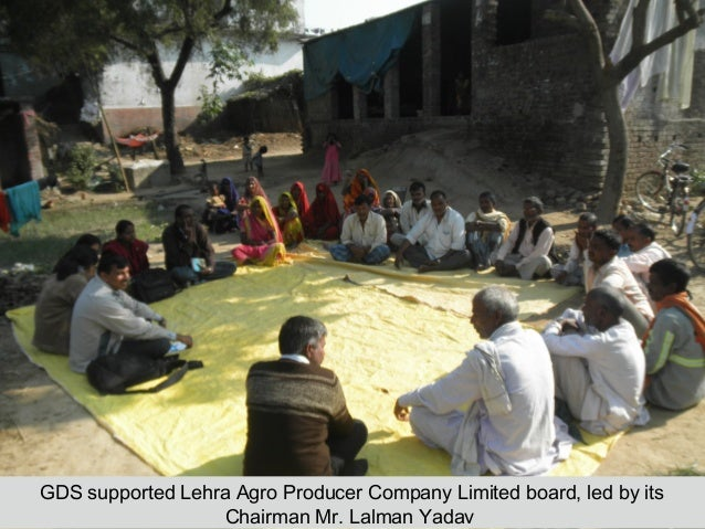 PACS – Noorpur Bet, Ladowal, Punjab• Primary Agriculture Cooperative Society• Currently at a profit of Rs.35,00,000• 6 vil...