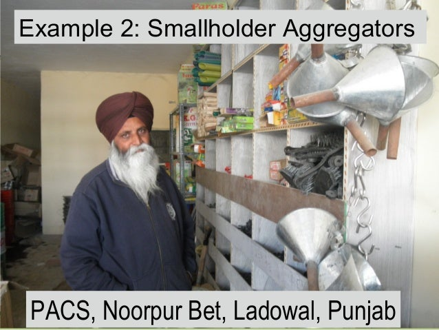 digitalGREENExample 3: Smallholder Aggregators