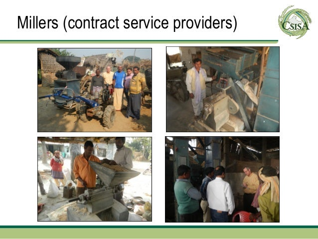 Millers (contract service providers)