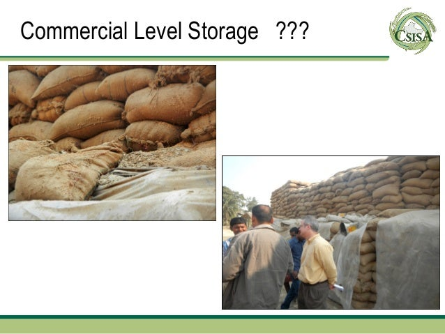 Commercial Level Storage ???