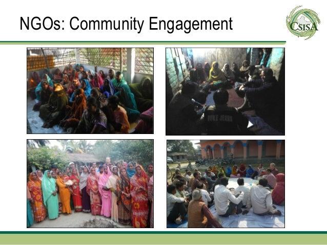 NGOs: Community Engagement