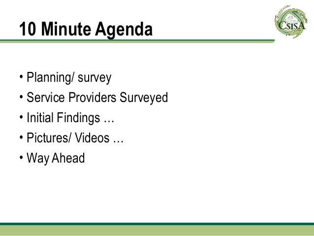 23  25 jan 2013 csisa kathmandu service provider survey aanand Slide 2