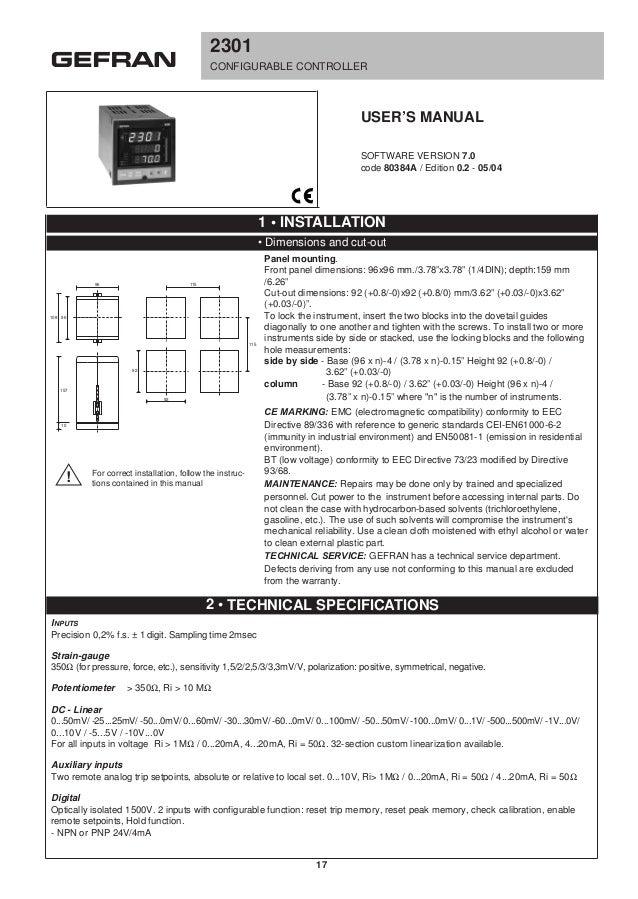 2301 manual v70 80384 a 1 gefran 1 638?cb=1481000344 2301 manual (v7 0 80384 a) (1) gefran gefran pressure transducer wiring diagram at readyjetset.co