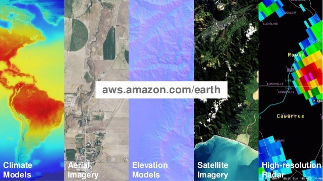 AWS Cloud Credits for Research provide promotional AWS cloud credits for anyone to conduct research using Earth Observatio...