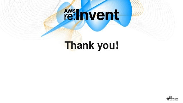 AWS re:Invent 2016: Earth on AWS—Next-Generation Open Data Platforms (STG203)