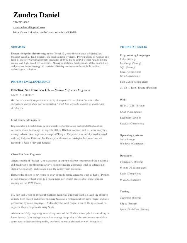 Back End Developer Resume Samples Velvet Jobs